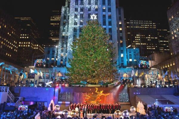 سفر به آمریکا: کریسمس در ایالات متحده آمریکا