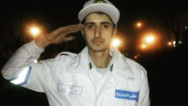 سرباز راهور، عابد اکبری: ترسی از نماینده مجلس نداشتم