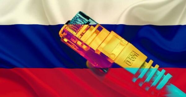 مدودف: روسیه آماده قطع ارتباط با اینترنت جهانی است