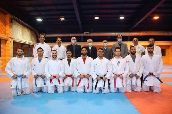 سجادی: کمیته المپیک حمایت های لازم از کاراته را خواهد داشت