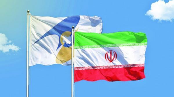 30 میلیارد دلار ظرفیت مبادلات تجاری ایران با اتحادیه اوراسیا است
