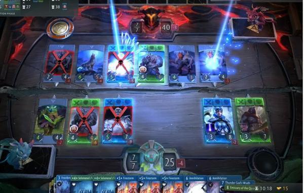 توسعه بازی Artifact متوقف شد؛ هر دو نسخه رایگان شدند