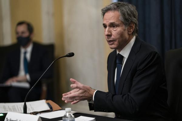 گفتگو آمریکا با فرانسه و دانمارک درباره مسایل امنیتی