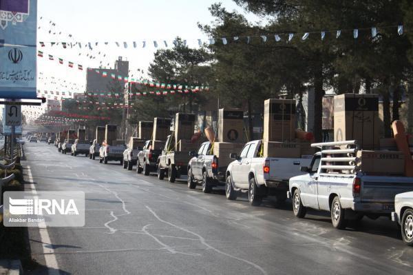 خبرنگاران اهدای 3300 سری جهیزیه به مددجویان کمیته امداد خوزستان