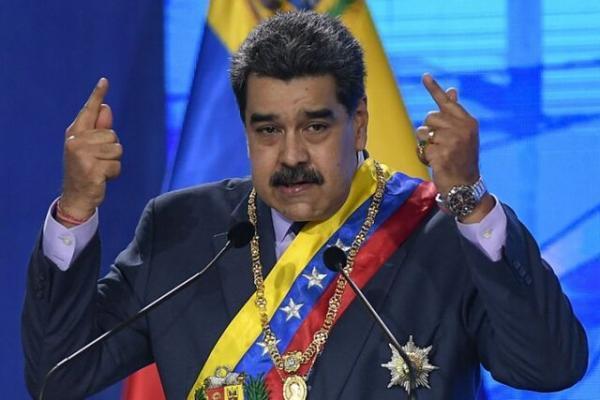 صفحه فیس بوک رییس جمهور ونزوئلا مسدود شد