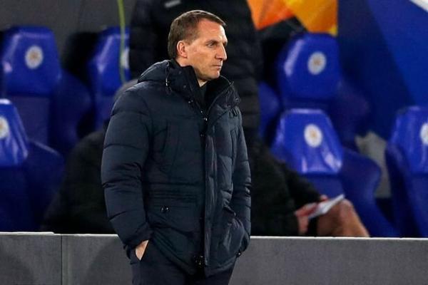 اعتراف راجرز بعد از حذف زودهنگام لسترسیتی از لیگ اروپا