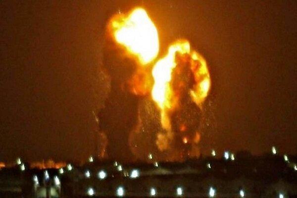 اصابت راکت به مرز کرکوک و اربیل عراق خبرنگاران