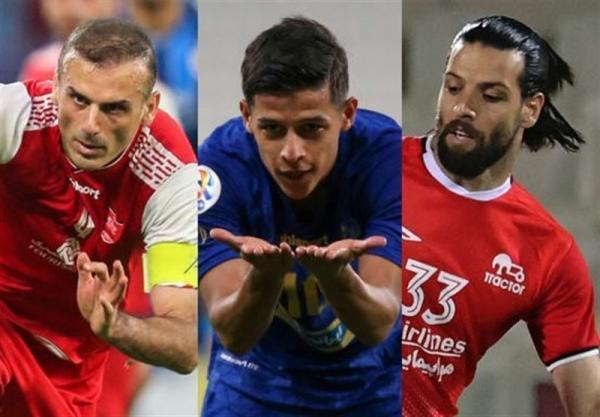 رقابت 3 ایرانی برای کسب عنوان بهترین گل هفته اول مرحله گروهی لیگ قهرمانان