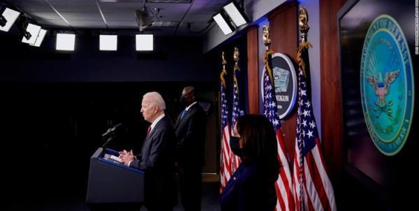 پکن: میزان بودجه نظامی درخواستی در آمریکا، نشانه اختلال روانی است
