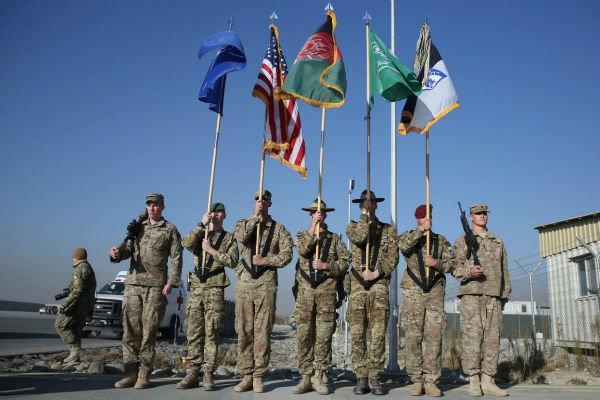 شروع خروج نظامیان ناتو و آمریکا از افغانستان