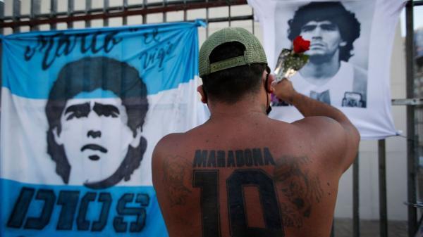 خبرنگاران احتمال اثبات قتل غیرعمد مارادونا قوت گرفت