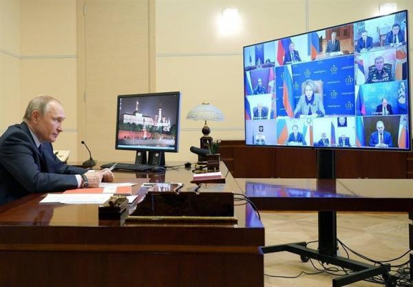 شورای امنیت روسیه: بعضی اقدامات غربی ها تهدیدی برای امنیت ملی ماست