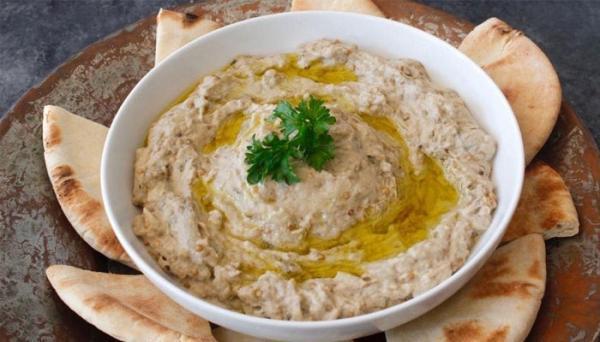 طرز تهیه متبل ؛ پیش غذای لبنانی خوشمزه و لذیذ