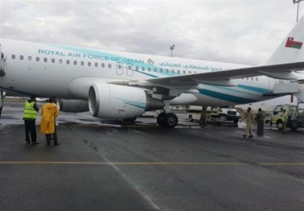 ورود هیئتی از دفتر سلطان عمان به یمن برای ملاقات با سران صنعا