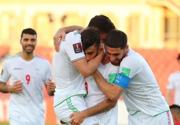 انتخابی جام جهانی 2022، فزونی یک نیمه ای ایران مقابل هنگ کنگ با گلزنی قلی زاده