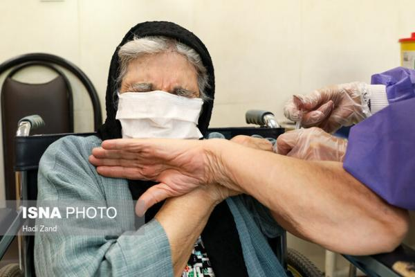 تزریق دُز دوم واکسن کرونا به 90 درصد مددجویان مراکز نگهداری تا هفته آینده