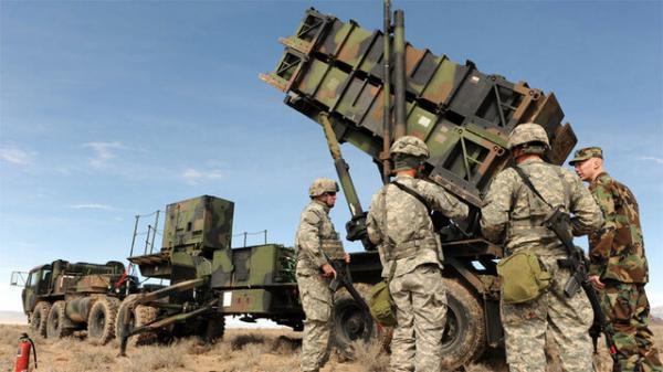 آمریکا در حال خارج کردن سامانه های پاتریوت از خاورمیانه است