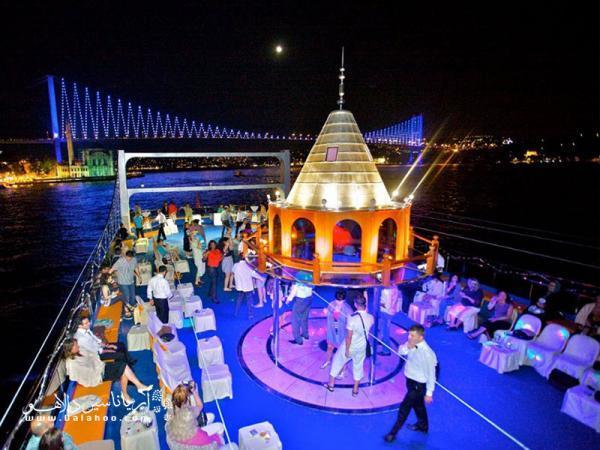 تفریحات استانبول که نباید از دست بدهید