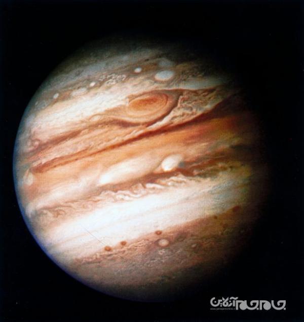 کشف سیاره ای بزرگ به میزان مشتری