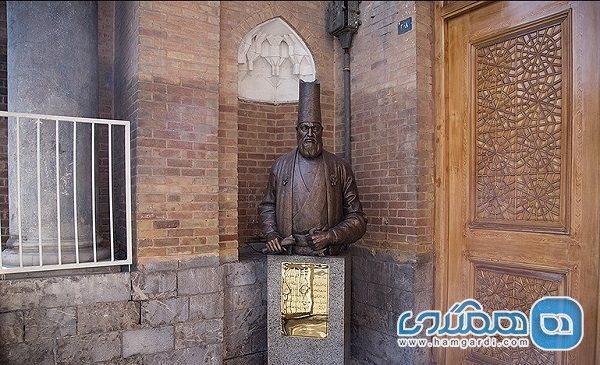 مجسمه هایی تاریخی در تهران که ثبت ملی شده اند