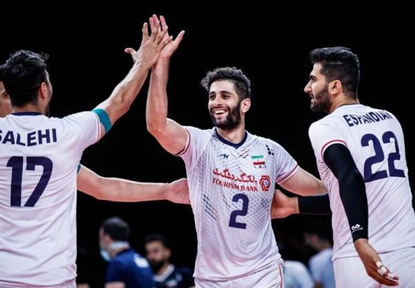 تمجید AVC از کاپیتان تیم ملی والیبال، عبادی پور؛ رهبر نسل تازه بازیکنان ایران