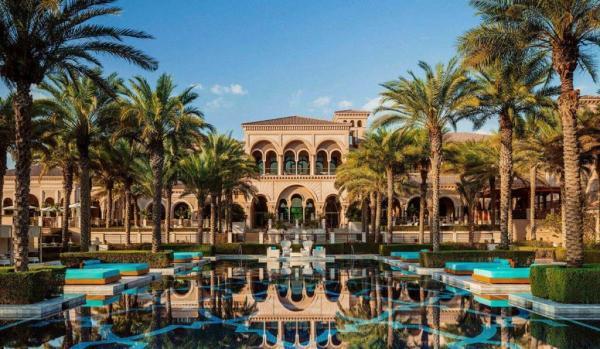 طراحی لوگو: برترین هتل های دبی؛ از برج العرب تا هتل آرمانی